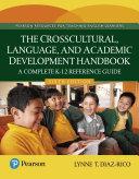 The Crosscultural  Language  and Academic Development Handbook Book