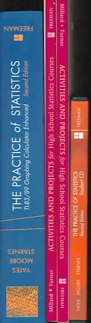 The Practice of Statistics 2e   Activities And Projects   Study Guide   Cd rom Book