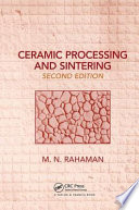 Ceramic Processing and Sintering