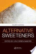 Alternative Sweeteners Book