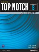 Top Notch Fundamentals Student Book/Workbook Split B