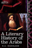 Pdf A Literary History of the Arabs Telecharger