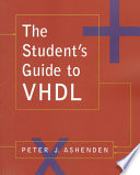 The Student s Guide to VHDL Book