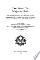 'Lost from Her Majesties Back'