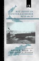 Key Issues in Hunter-Gatherer Research Pdf/ePub eBook