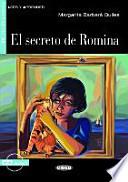 El secreto de Romina - Buch mit Audio-CD
