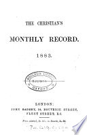 The Christian s monthly record