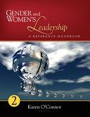 Gender and Women's Leadership
