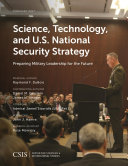 Science, Technology, and U.S. National Security Strategy Pdf/ePub eBook