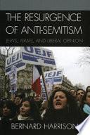 The Resurgence of Anti-Semitism