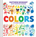 Colors  My First Pop Up   a Pop Magic Book