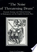 The Noise of Threatening Drum Book