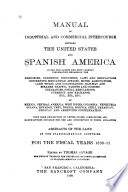 Manual Of Industrial And Commercial Intercourse Between The United States And Spanish America Book PDF