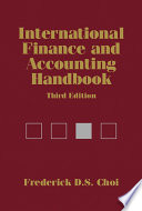 International Finance And Accounting Handbook Book PDF