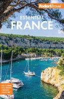 Pdf Fodor's Essential France Telecharger