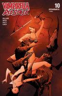 Vampirella Red Sonja  10