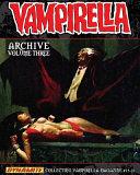 Vampirella Archives Vol 3
