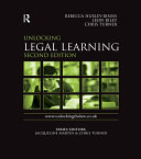 Unlocking Legal Learning