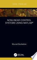 Nonlinear Control Systems using MATLAB®