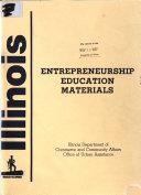Entrepreneurship Education Materials