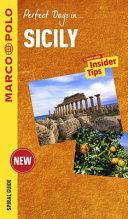 Sicily Marco Polo Spiral Guide