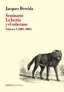 Seminario La bestia y el soberano. Volumen I (2001-2002)