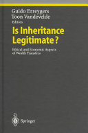 Is Inheritance Legitimate?