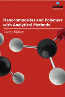 Nanocomposites and Polymers with Analytical Methods Book