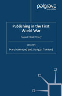 Publishing in the First World War