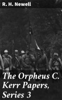 The Orpheus C. Kerr Papers, Series 3 [Pdf/ePub] eBook