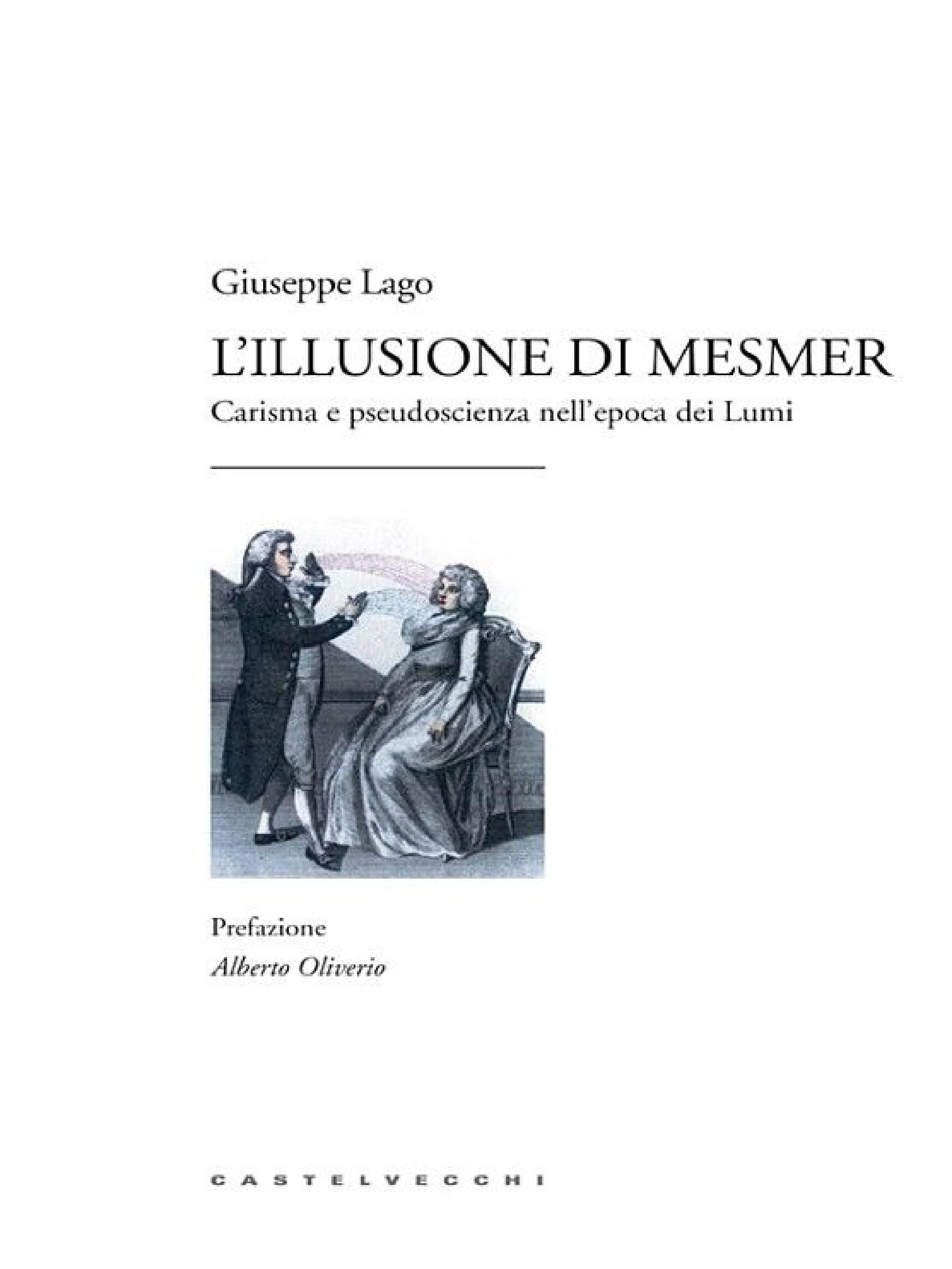 L illusione di Mesmer
