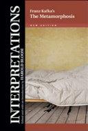 The Metamorphosis - Franz Kafka, New Edition