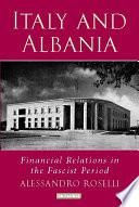Italy and Albania