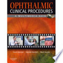 Ophthalmic Clinical Procedures