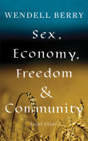 Sex, Economy, Freedom, & Community [Pdf/ePub] eBook