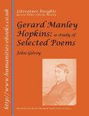Gerard Manley Hopkins: Selected Poems