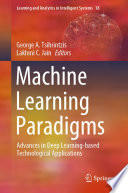 Machine Learning Paradigms Book PDF