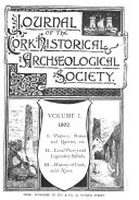 Pdf Journal of the Cork Historical and Archaeological Society