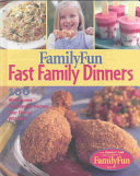 Family Fun Fast Family Dinners
