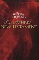 The Word of Promise Scripted NKJV New Testament Book