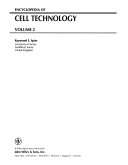 The Encyclopedia of Cell Technology, 2 Volume Set