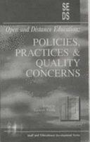 Open And Distance Education PDF