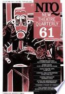 New Theatre Quarterly 61  Volume 16  Part 1