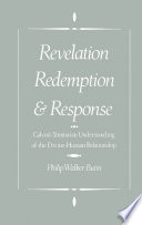 Revelation  Redemption  and Response