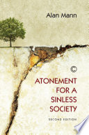 Atonement for a Sinless Society Book