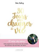 Pdf 30 jours pour changer de vie Telecharger