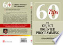 60 Tips On Object Oriented Programming