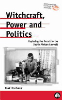 Witchcraft, Power and Politics