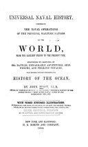 Universal Naval History