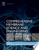 Comprehensive Membrane Science and Engineering Book